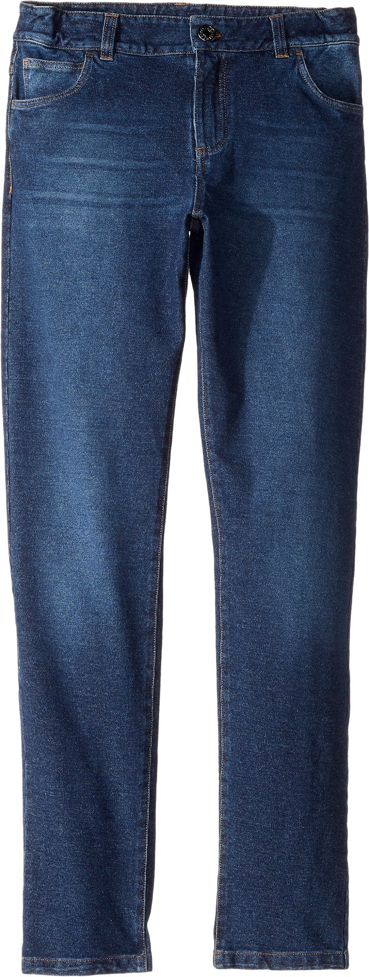 Dolce & Gabbana Kids Boy's Washed Denim (Big Kids) Blue 10 Big Kids by Dolce & Gabbana