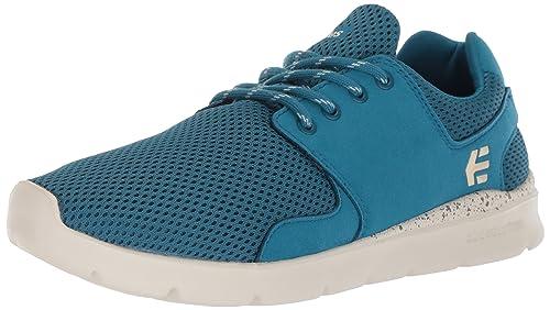 Mens Scout Xt Low-Top Sneakers, Grey Black, 9 UK Etnies