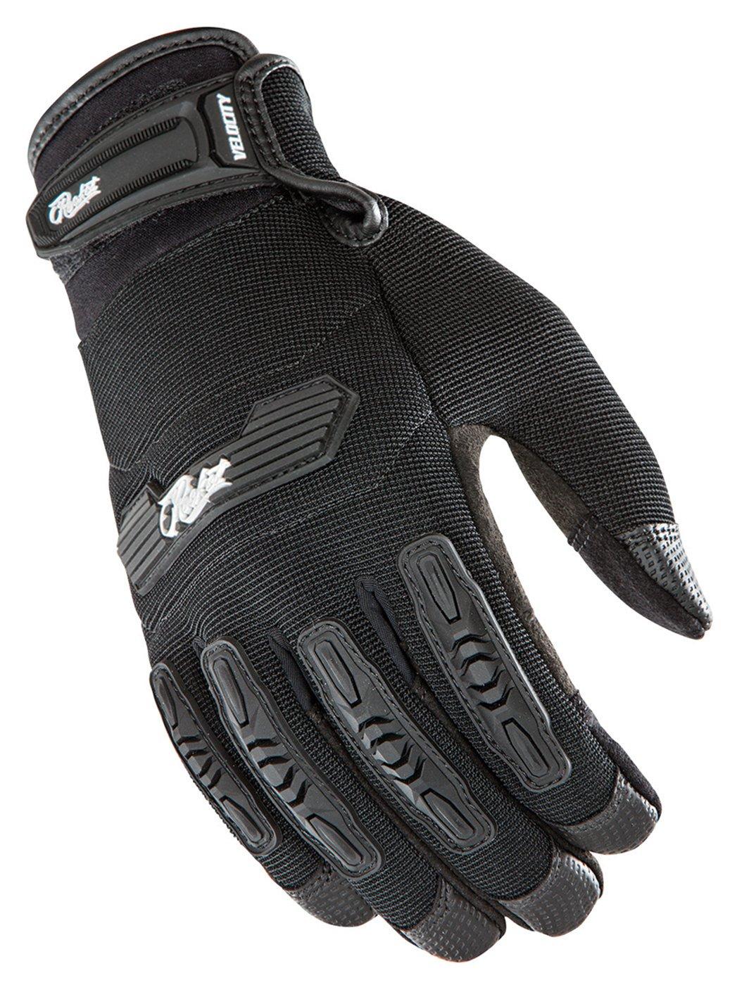 Joe Rocket Women's Velocity 2.0 Gloves (Black, Medium)