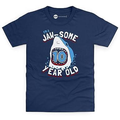 Birthday Boy Shark T Shirt