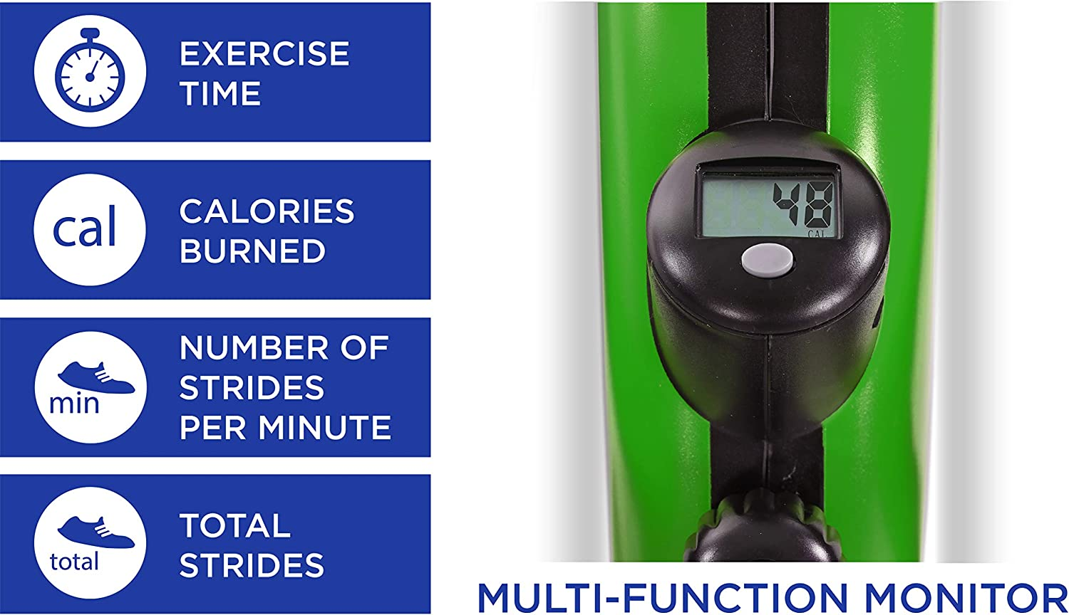 Stamina Inmotion Elliptical multi function monitor