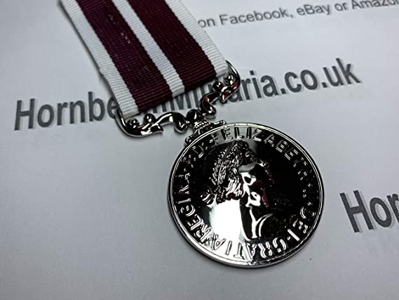 Medalla Militar Medalla de Servicio Meritorio MSM 1845 Medalla Militar Replica de las Fuerzas Armadas Británicas: Amazon.es: Deportes y aire libre