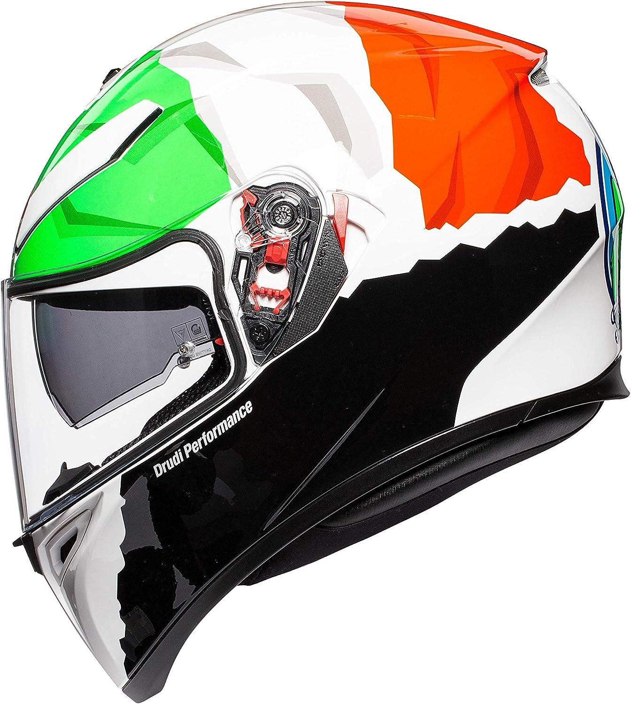 XS AGV Helmets K-3 Sv E2205 Replica Plk Morbidelli 2017