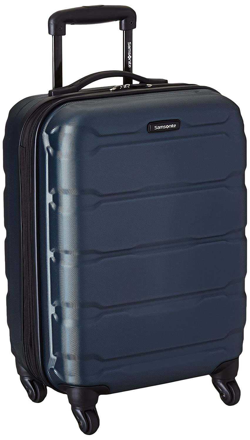 The Samsonite Omni PC Hardside 20-Inch One Size Spinner travel product recommended by Ollie Smith on Lifney.