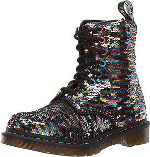 991c24f70 Amazon.com   Dr. Martens Womens 1460 Pascal Velvet Boot   Ankle & Bootie