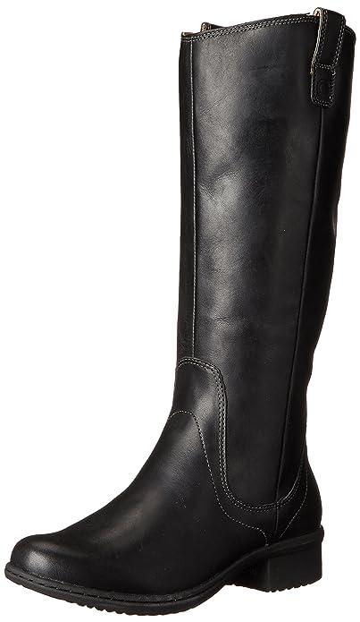 Bogs Women's Kristina Tall Waterproof Rain Boot, Black, ...
