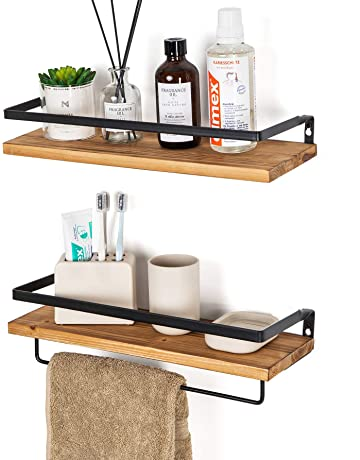 Floating Shelves | Amazon com