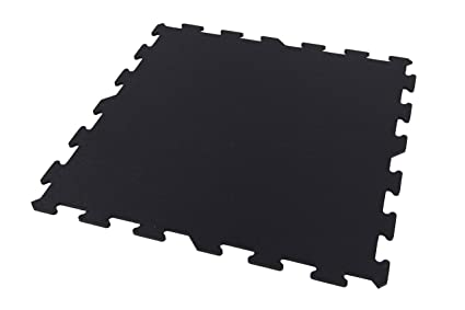 Amazon Incstores 8mm Strong Rubber Tiles 23in X 23in Tiles
