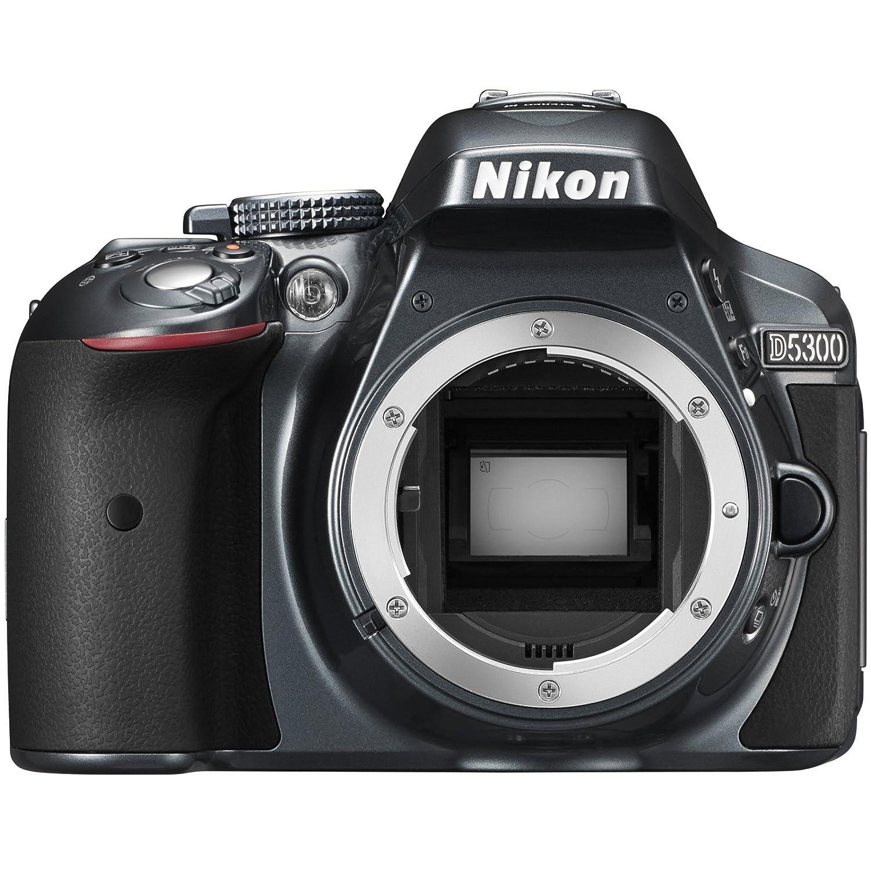 Cuerpo de la cámara réflex Digital Nikon D5300 con 18 - 140 ...
