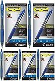 PILOT G2 Rolling Ball Gel Pens, Blue, 12 Count - 5 Pack