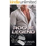 Rogue Legend: A British Special Ops Military Romance (SAS Rogue Unit Book 8)