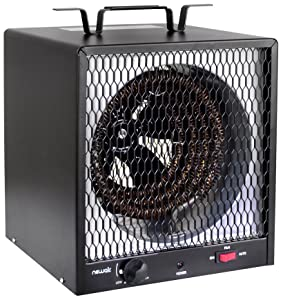 NewAir G56 5600 Watt Garage Heater - Get Fast Heat for 560 Sq. Ft.