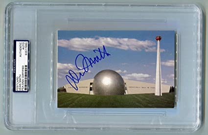 48991022f7d Image Unavailable. Image not available for. Color  NORTH CAROLINA TAR HEELS  DEAN SMITH signed autographed HOF POST CARD UNC - PSA DNA