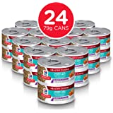 Hill's Science Diet Adult 11+ Healthy Cuisine Seared Tuna & Carrot Medley Senior Canned Cat Food, 79g, 24 Pack