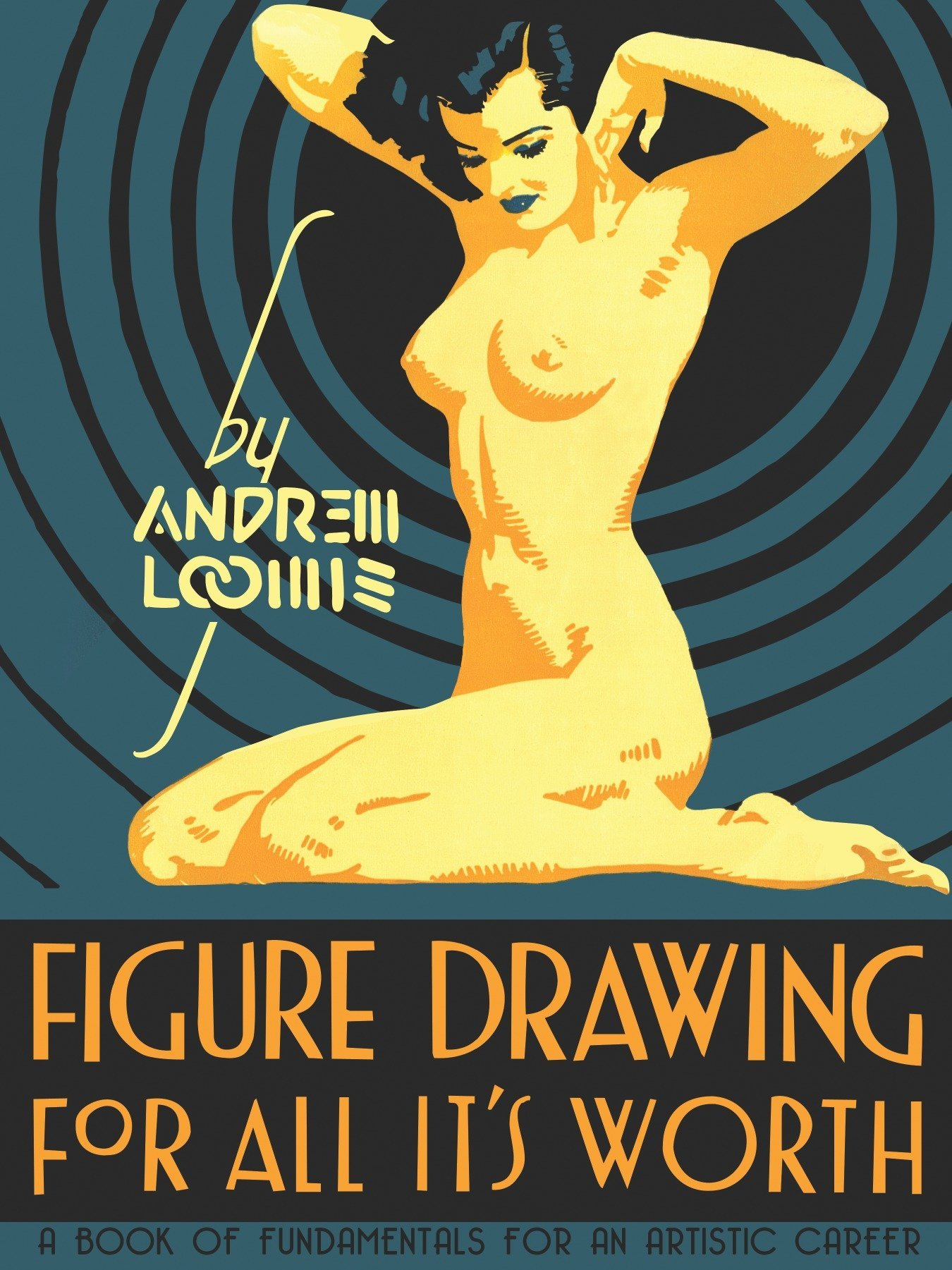 Figure Drawing All Its Worth product image