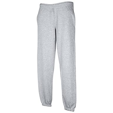 b98537761d Fruit of the Loom Men's Jogger Sports Trousers
