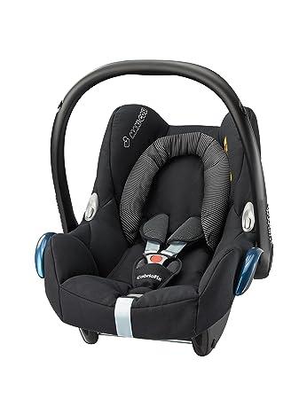 Maxi-Cosi Cabriofix Group 0+ Car Seat, Black Raven: Amazon.co.uk: Baby