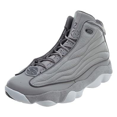 73973a64e29 Jordan Pro Strong Atmosphere Grey Gunsmoke-White (9 D(M) US
