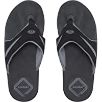 Animal Mens Fader Casual Summer Slip On Beach Holiday Sandals Flip Flops Shoes