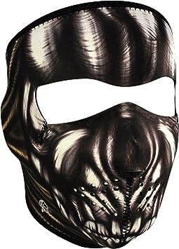 Small Child Size Bomber Teeth Neoprene Full Face Mask Zan Headgear Free Shipping