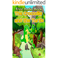 The Crocodile and the Turtle: Bedtime story for kids ages 1-7 : Funny kid story