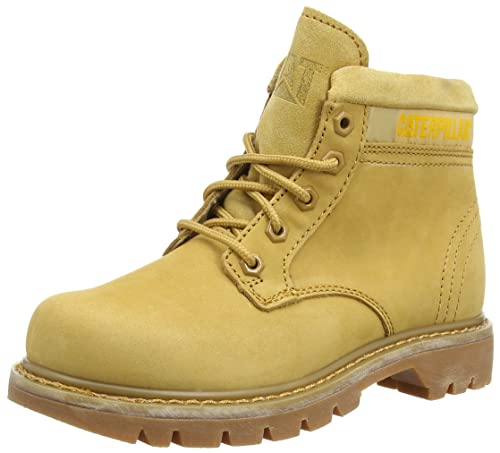 Caterpillar Ridge, Botas Chukka para Mujer, Amarillo-Yellow (Honey Rest), 39 EU: Amazon.es: Zapatos y complementos