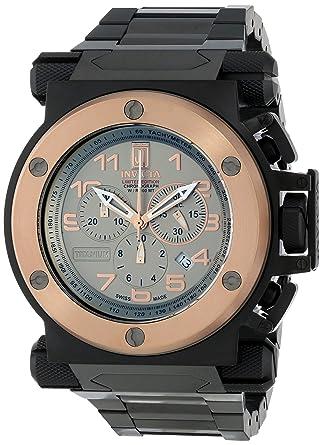 Invicta Men's 14514 Pro Diver Analog Display Swiss Quartz Black Watch