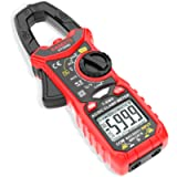 KAIWEETS Digital Clamp Meter T-RMS 6000 Counts, AC/DC Multimeter Voltage Tester Auto-ranging, Measures Current Voltage…
