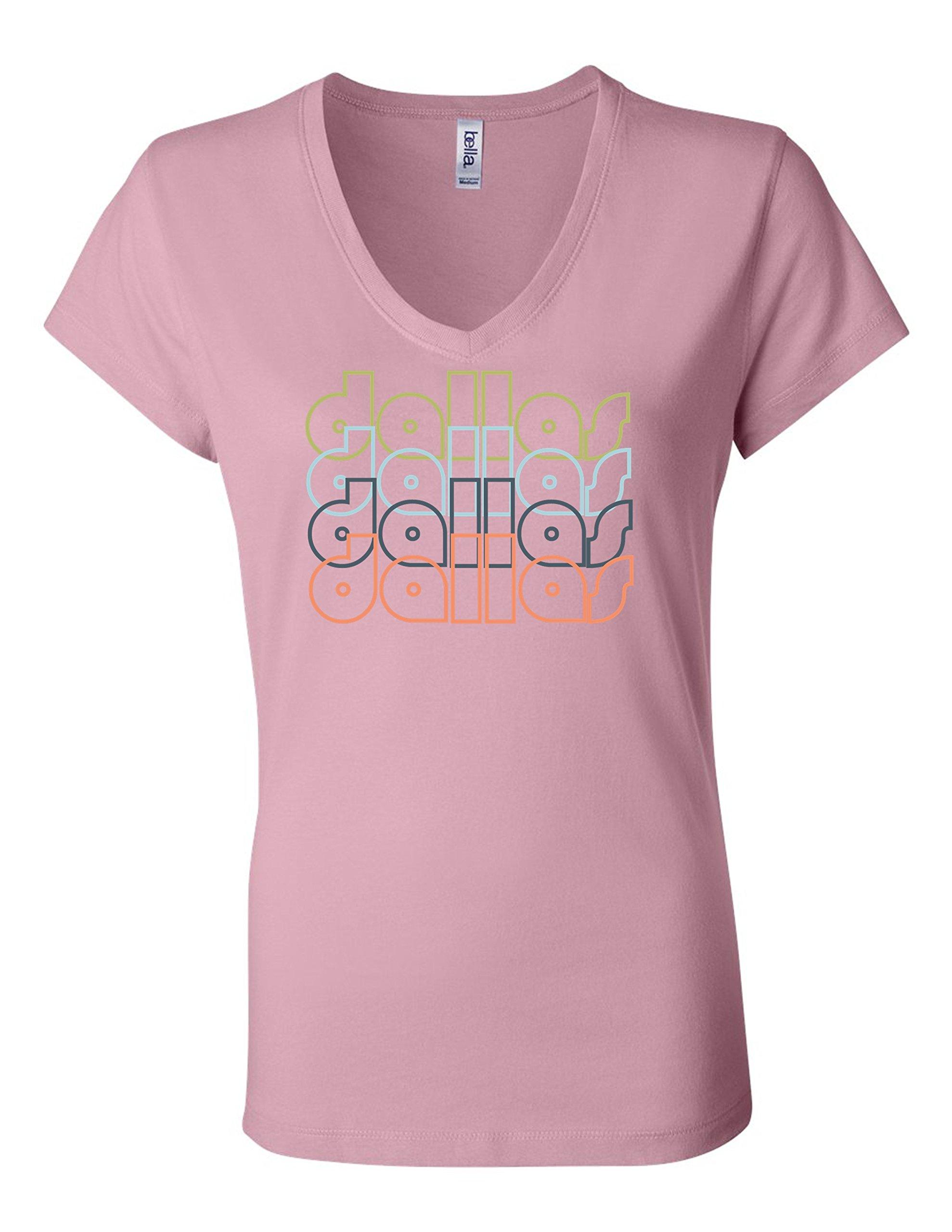 Dallas Texas Retro 6005 Premium T Shirt Humorous T 8991