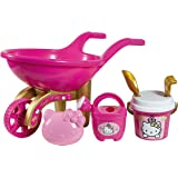 Androni - Mini Carriola Principessa Hello Kitty con Accessori