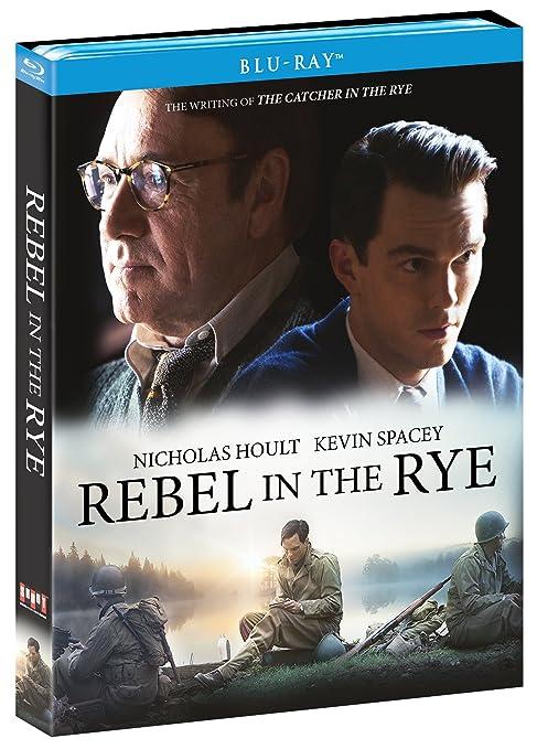 ผลการค้นหารูปภาพสำหรับ Rebel In The Rye (2017) bluray