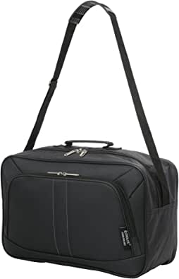 16 Inch Aerolite Carry On Hand Luggage Flight Duffle Bag, 2nd Bag or Underseat, 19L