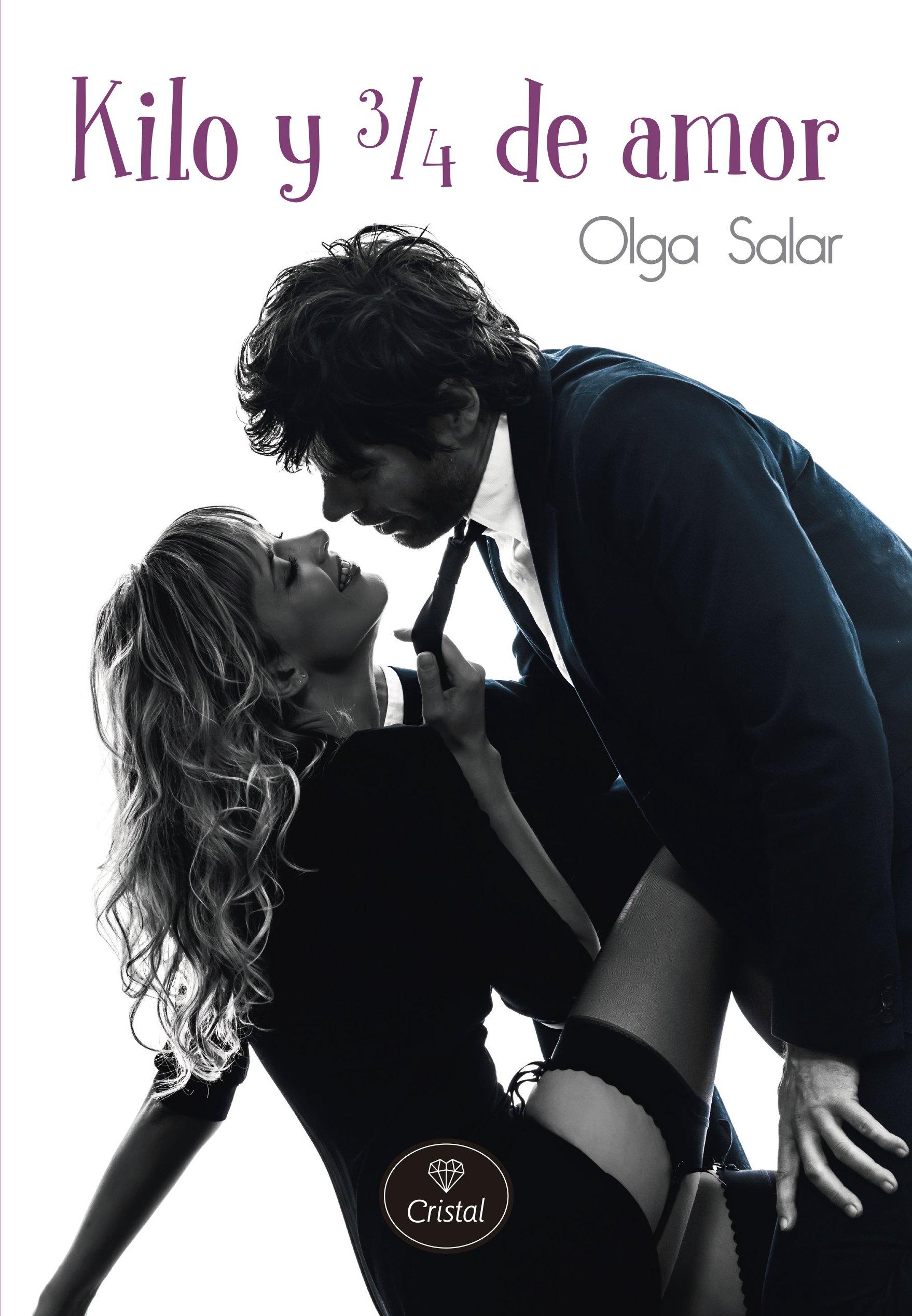 Un kilo y 3/4 de amor: Olga Salar Carrera: 9788415611387: Amazon.com: Books