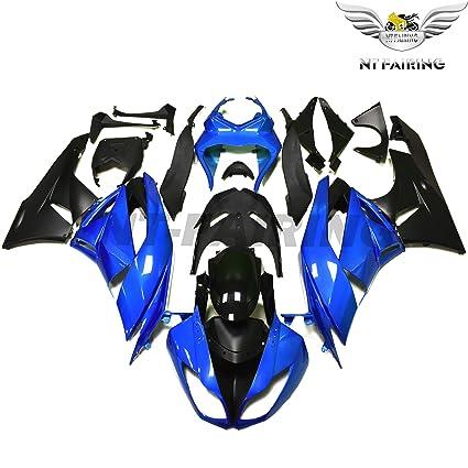 Amazon.com: Fit for Kawasaki Ninja ZX6R 636 2009 2010 2011 ...