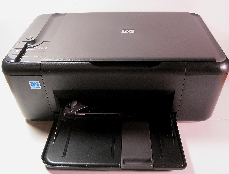 HP Deskjet Impresora de computadora, F2480 Todo en uno, impresión ...