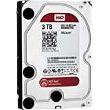 Western Digital WD30EFRX SATA lll Disque dur 24x7 NAS Rouge 3 To  - rouge