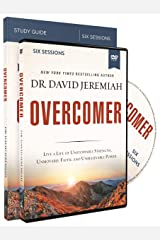 Overcomer Study Guide with DVD: Live a Life of Unstoppable Strength, Unmovable Faith, and Unbelievable Power Paperback