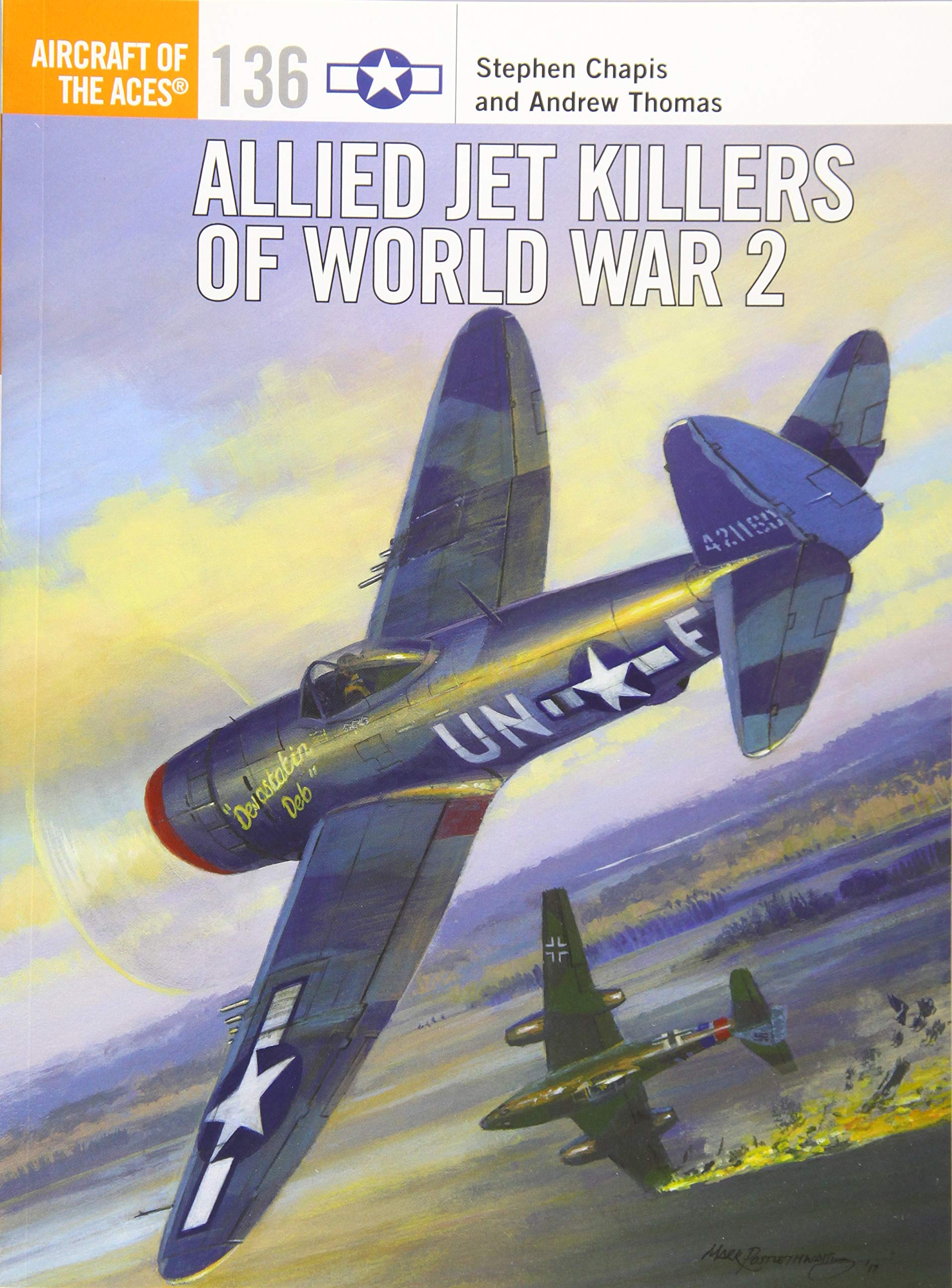 Allied Jet Killers of World War 2 (Aircraft of the Aces