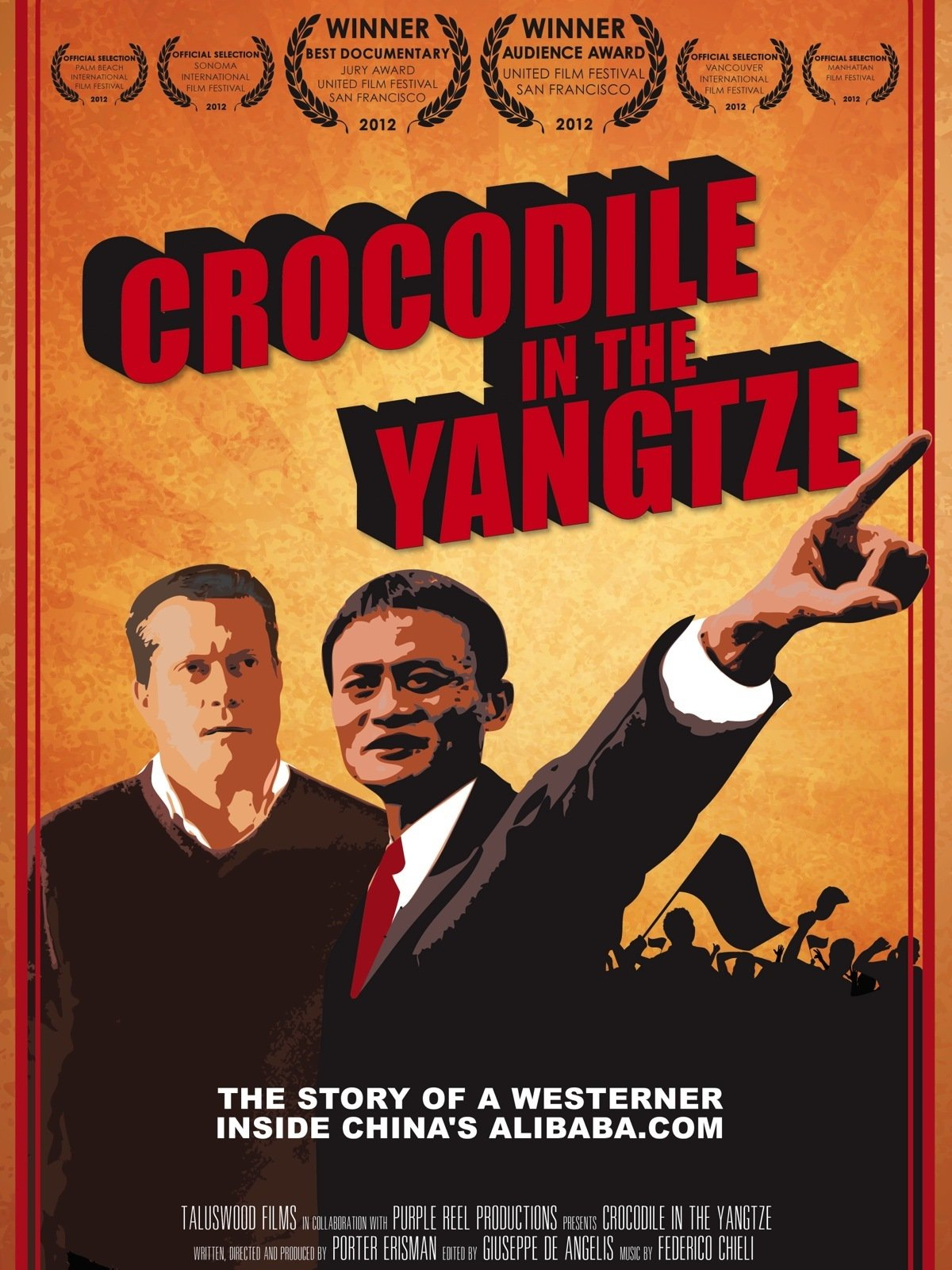 Amazon. Com: watch the alibaba story crocodile in the yangtze.
