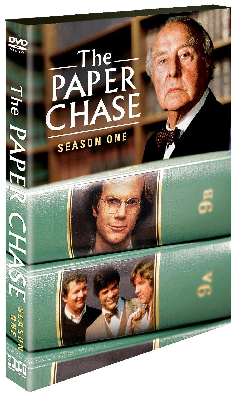 Amazoncom The Paper Chase Season 1 John Houseman James