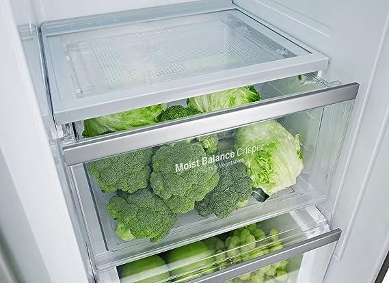 Lg Side By Side Kühlschrank Zieht Kein Wasser : Lg gsl 545 swqz side by side kühl gefrier kombination a 175.6 cm