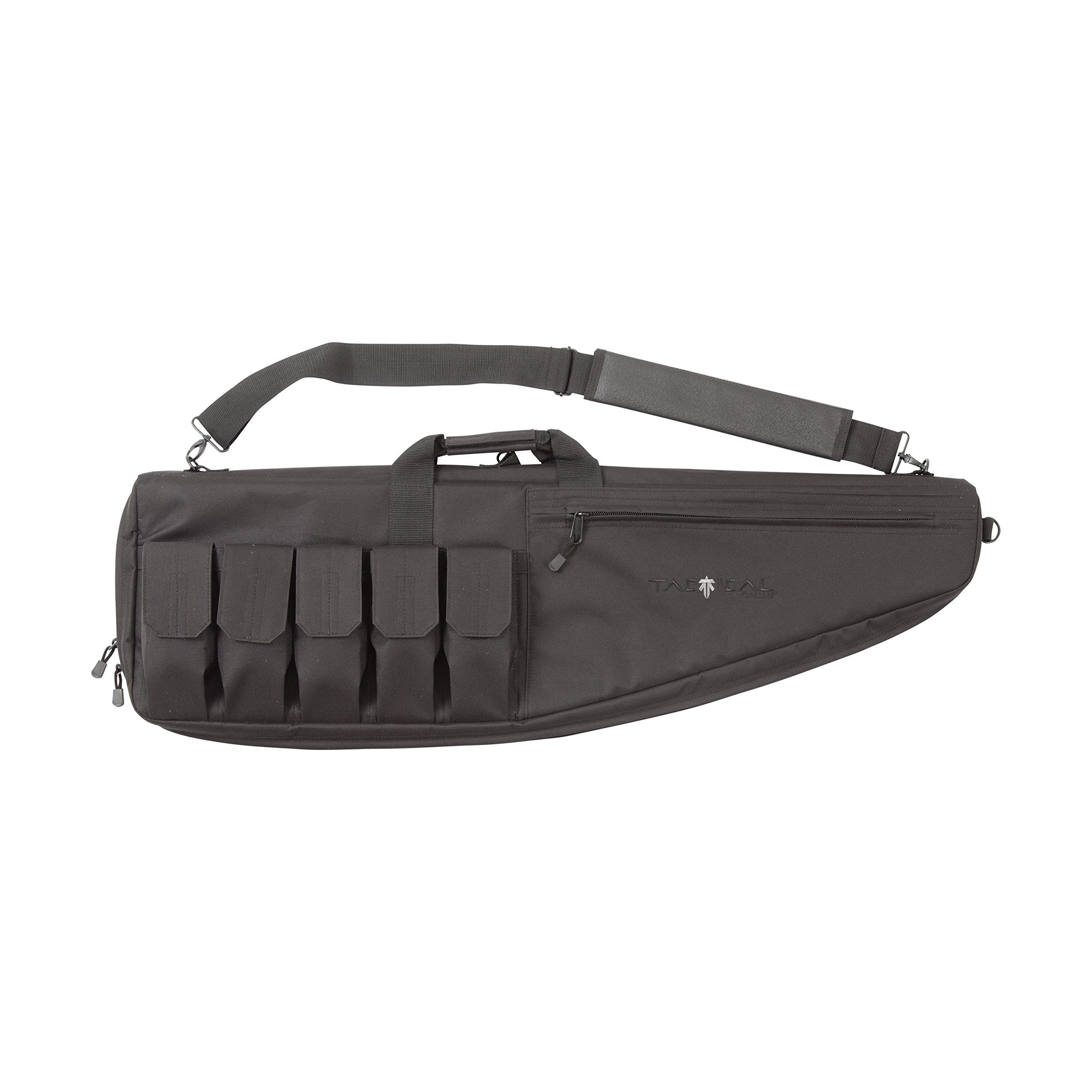 Sports Bags Efficient Tactical Gun Case For Car Front Seat Back Pocket Hang Bags Rifle Sling Tactical Pouch Holder Rack Hunting Accessories Durable Modeling Hunting Bags