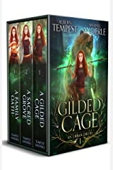 Chronicles of an Urban Druid Boxed Set #1 (Books 1-3): A Gilded Cage, A Sacred Grove, and A Family Oath Kindle Edition