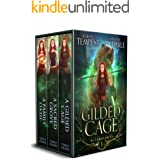 Chronicles of an Urban Druid Boxed Set #1 (Books 1-3): A Gilded Cage, A Sacred Grove, and A Family Oath