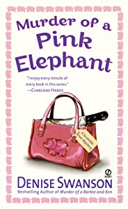 Murder of a Pink Elephant: A Scumble River Mystery (Scumble River Mysteries Book 6)