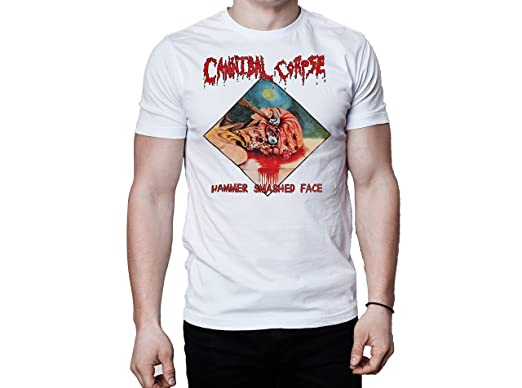 Cannibal Corpse Hammer Smashed Face Shirt