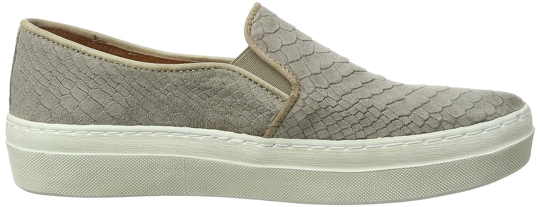 Ca'Shott cashott A12060-215 Damen Grau Sneakers Grau Damen (Taupe Anaconda 311) c4b3b4