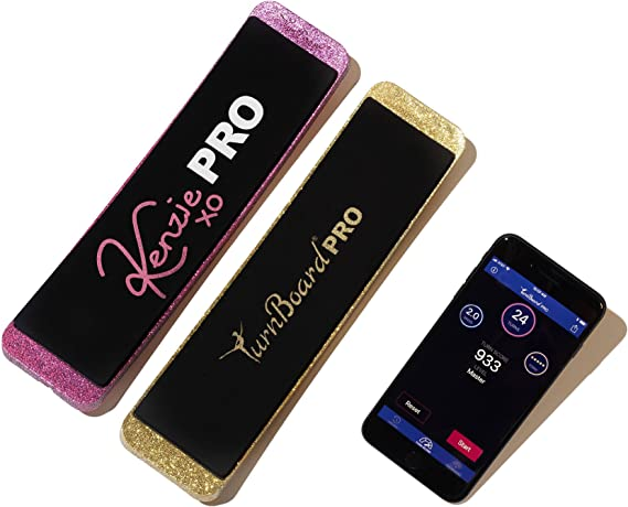 Official TurnBoard that Connects to your iPhone! Gold TurnBoard PRO