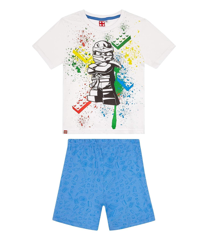LEGO Jungen Zweiteiliger Schlafanzug