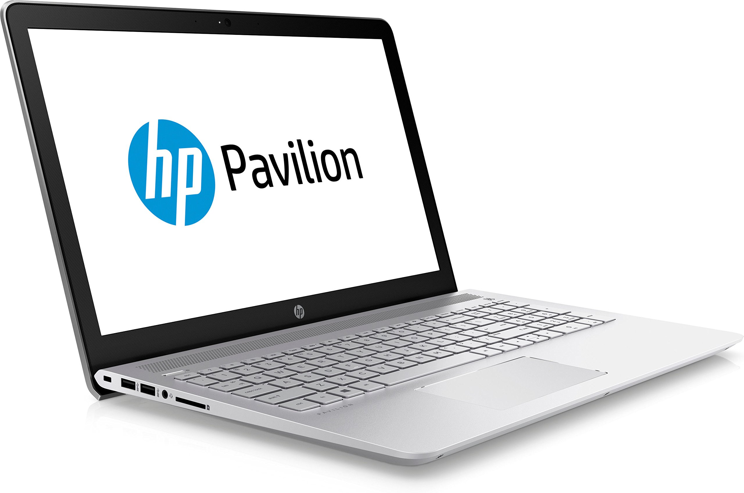 2017 HP Pavilion Business Flagship Laptop PC 15.6'' Full HD IPS WLED-backlit Display Intel i7-7500U Processor 12GB DDR4 Memory 1TB HDD Backlit-Keyboard Bluetooth Webcam B&O Audio Windows 10-Gray by HP (Image #3)